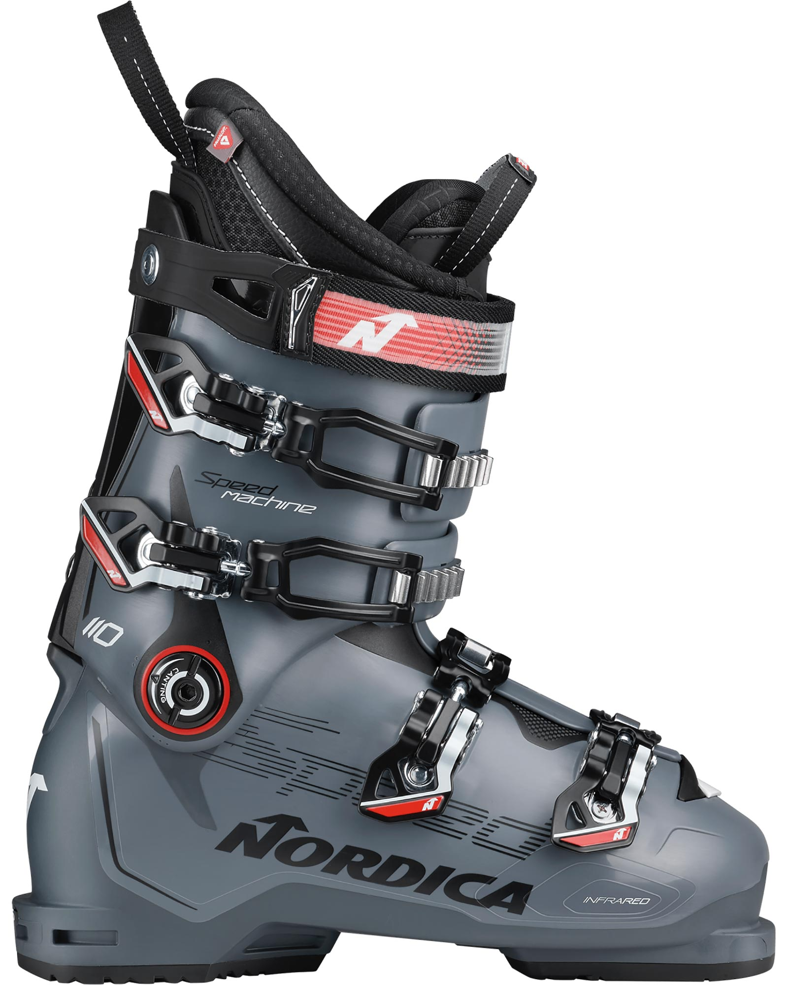 Nordica Men's Speedmachine 110 Ski Boots 2021 0