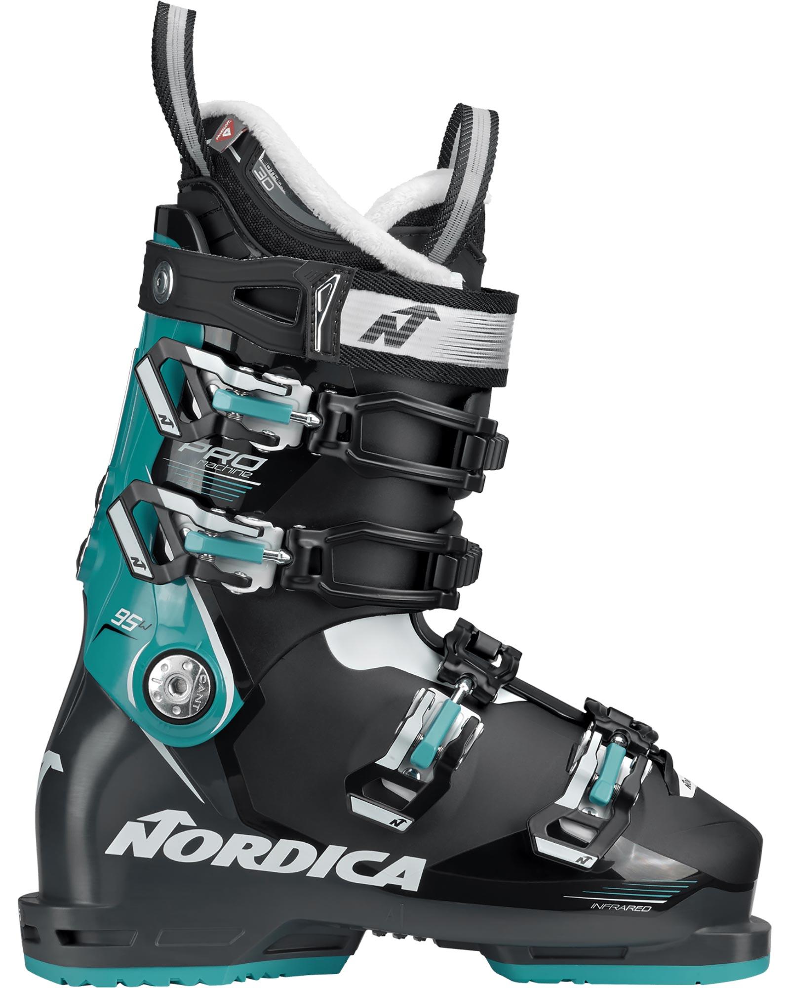 Nordica Women's Promachine 95 W Ski Boots 2021 0