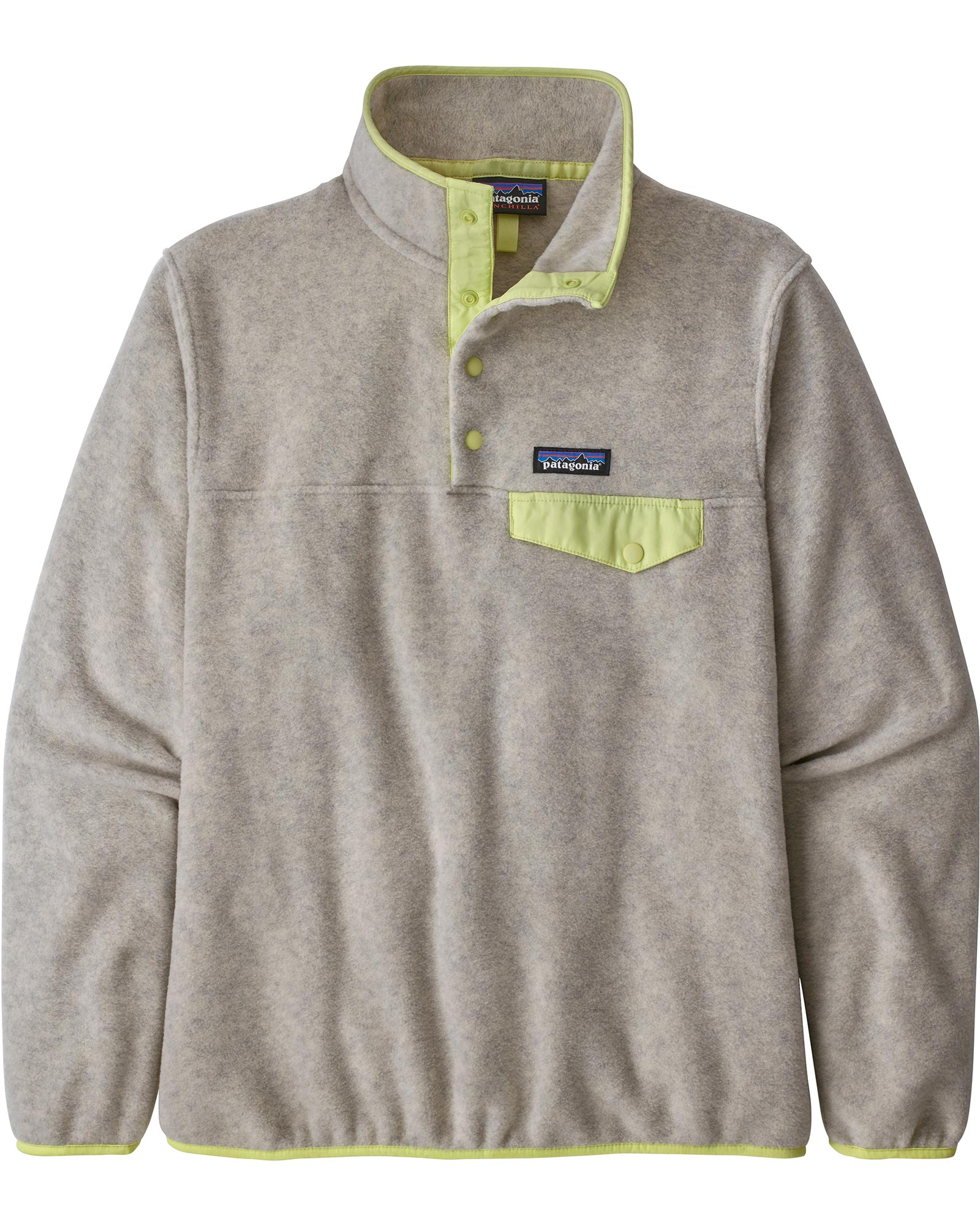 Patagonia Women's Lwt Synchilla Snap-T Pullover 0