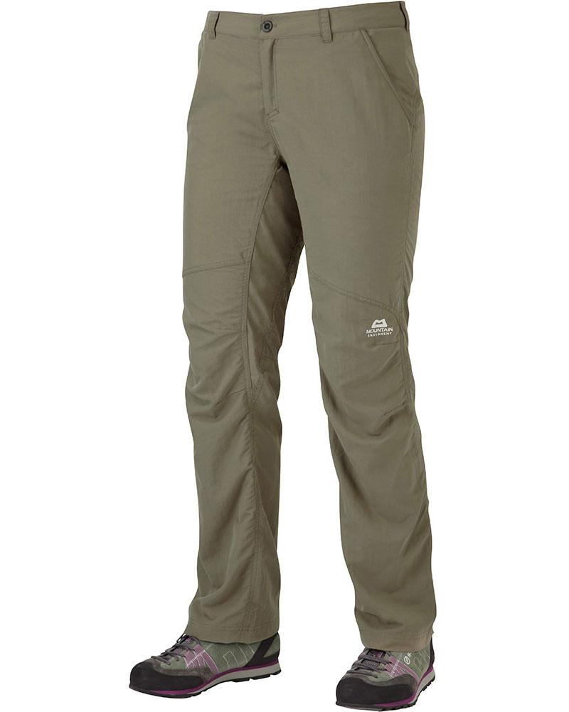 Mountain Equipment Women's Approach Pants Shale 0