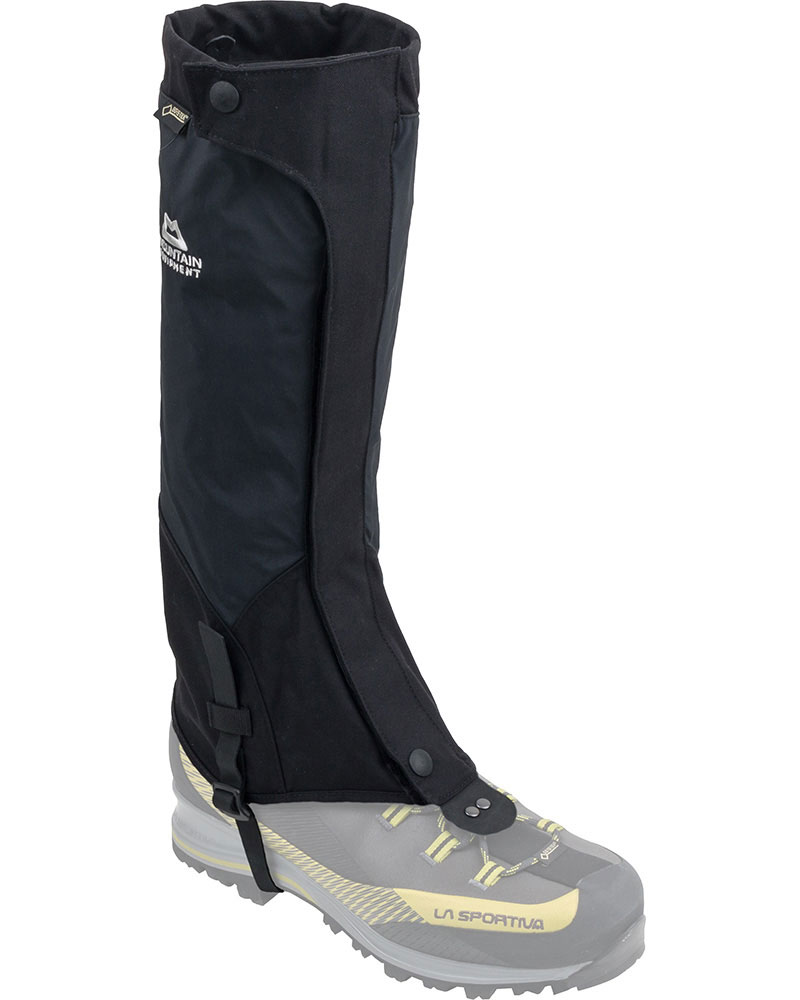 Mountain Equipment Alpine GORE-TEX Pro Gaiters Black 0