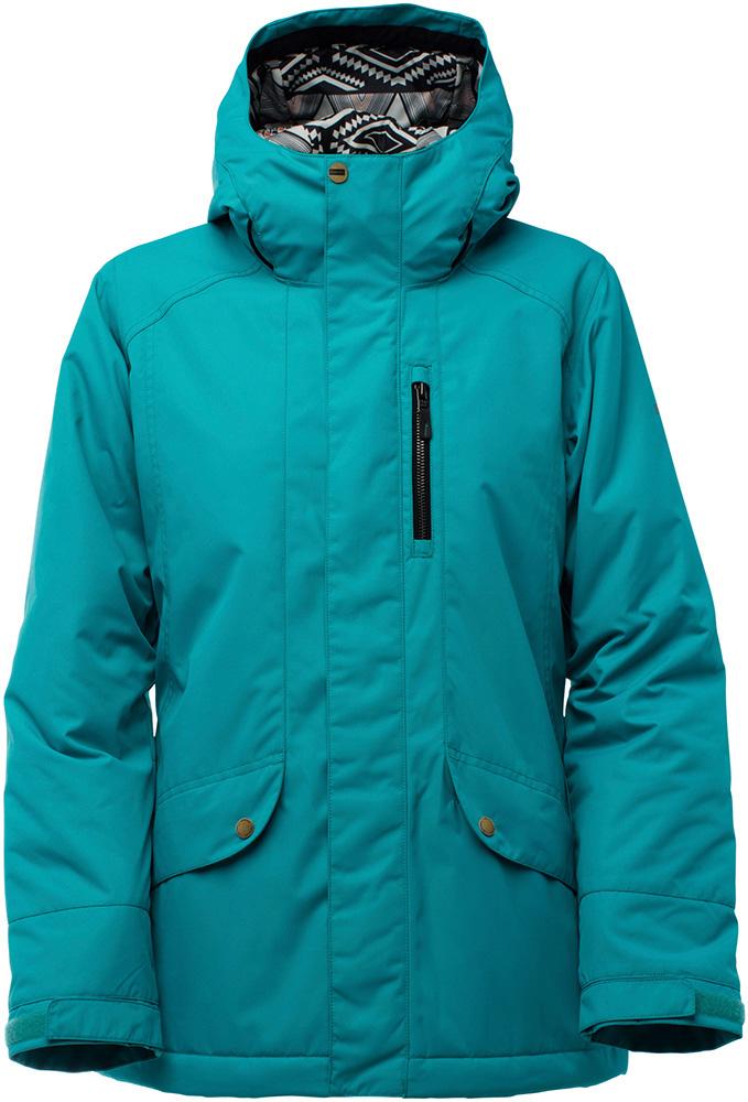 Bonfire Women's Jasper Snowsports Jacket 2017 / 2018 Lake Blue 0