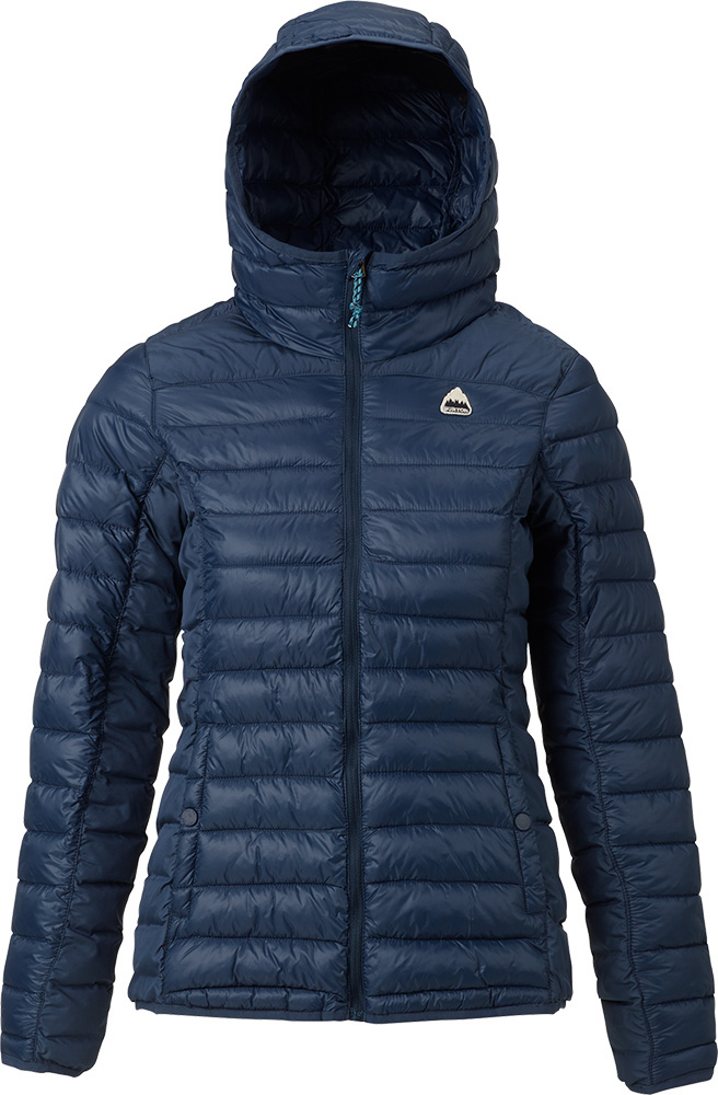 Burton Women's Evergreen Synthetic Hooded Insulated Snowsports Jacket 2017 / 2018 Indigo 0