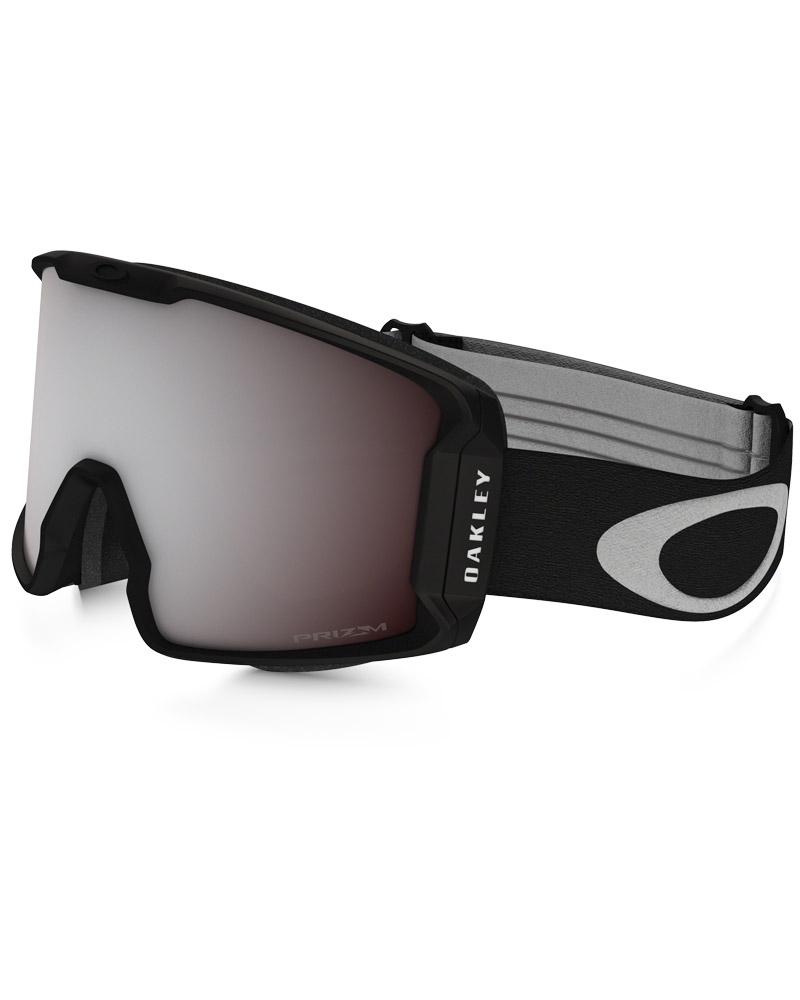 Oakley Line Miner Matte Black / Prizm Black Iridium Goggles 2019 / 2020 Matte Black 0