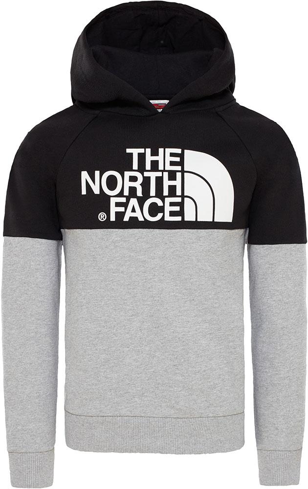 The North Face Youth Drew Peak Raglan Hoodie 0