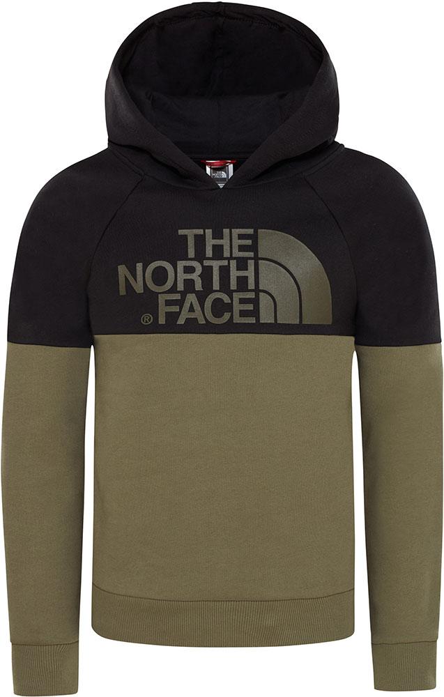 The North Face Youth Drew Peak Raglan Hoodie 5