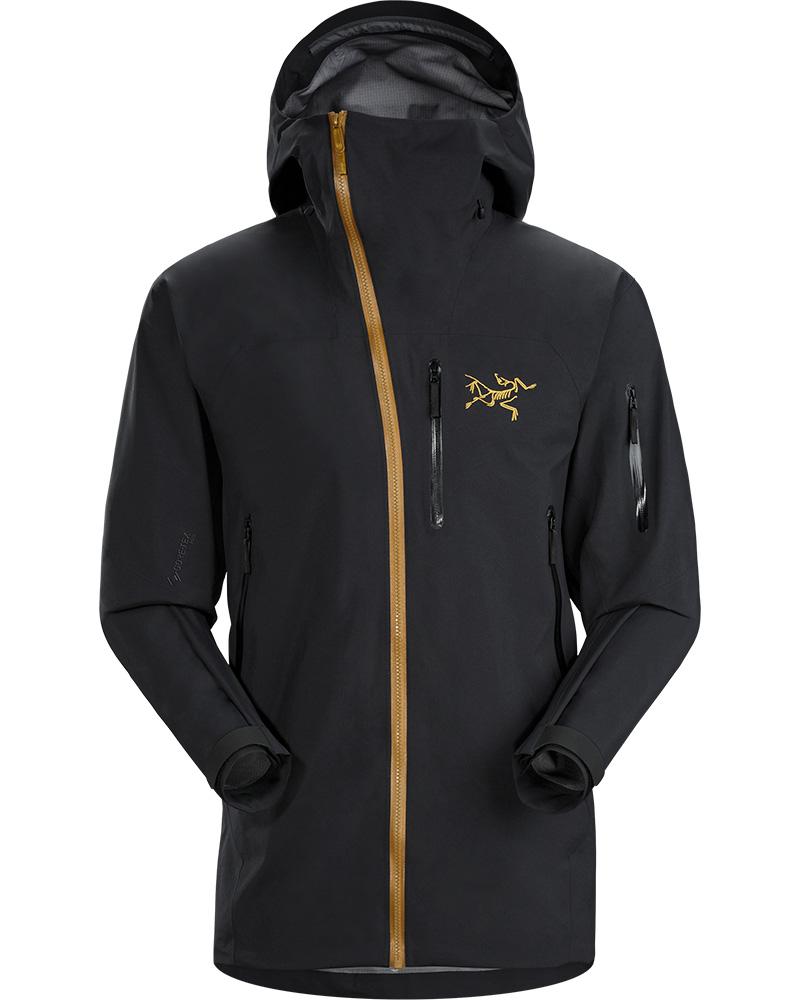 Arc'teryx Men's Sidewinder Ski Jacket Black 0