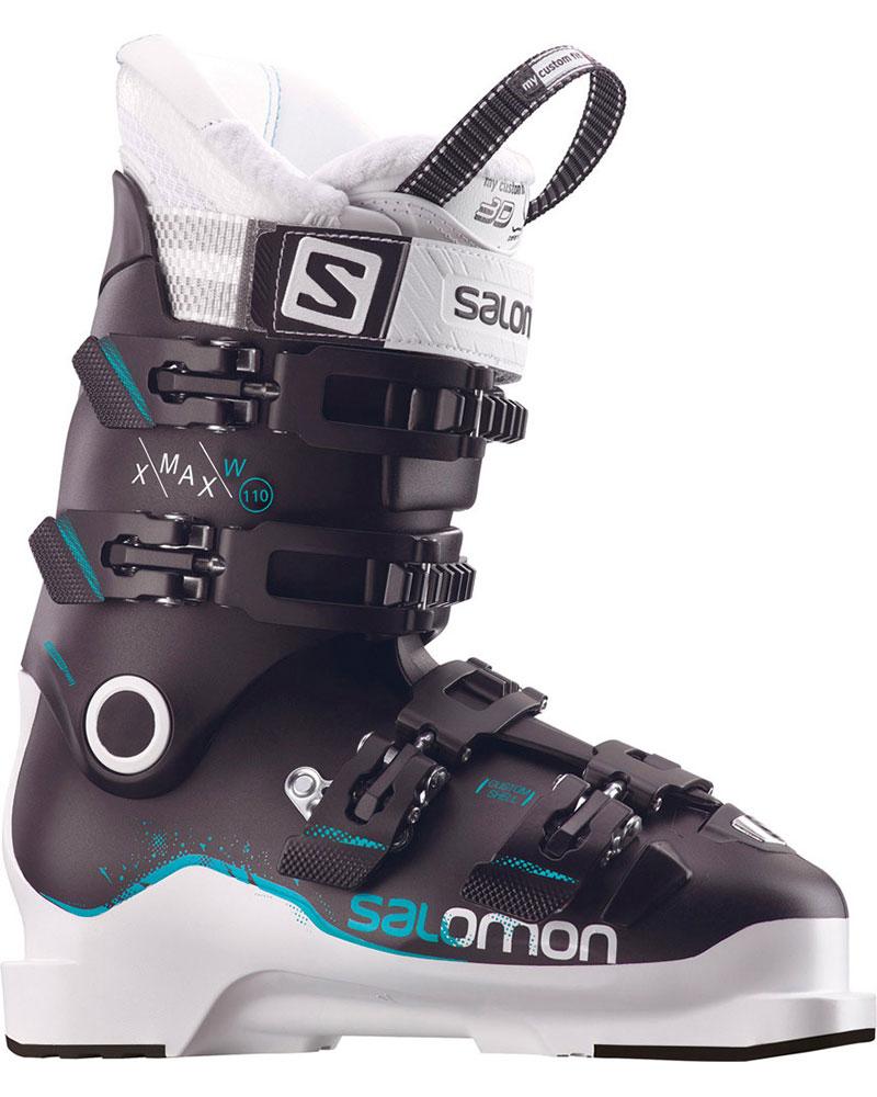 Salomon Women's X Max 110 W Ski Boots 2017 / 2018 No Colour 0