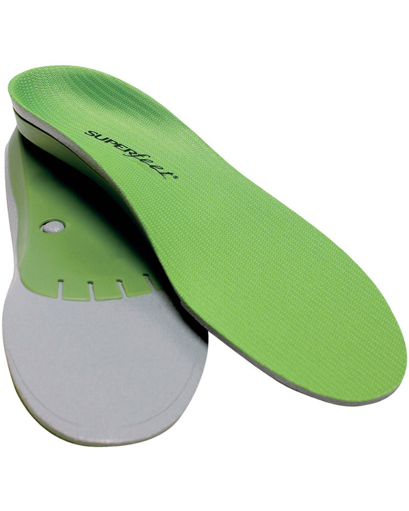 Superfeet Active Green Insoles Green 0