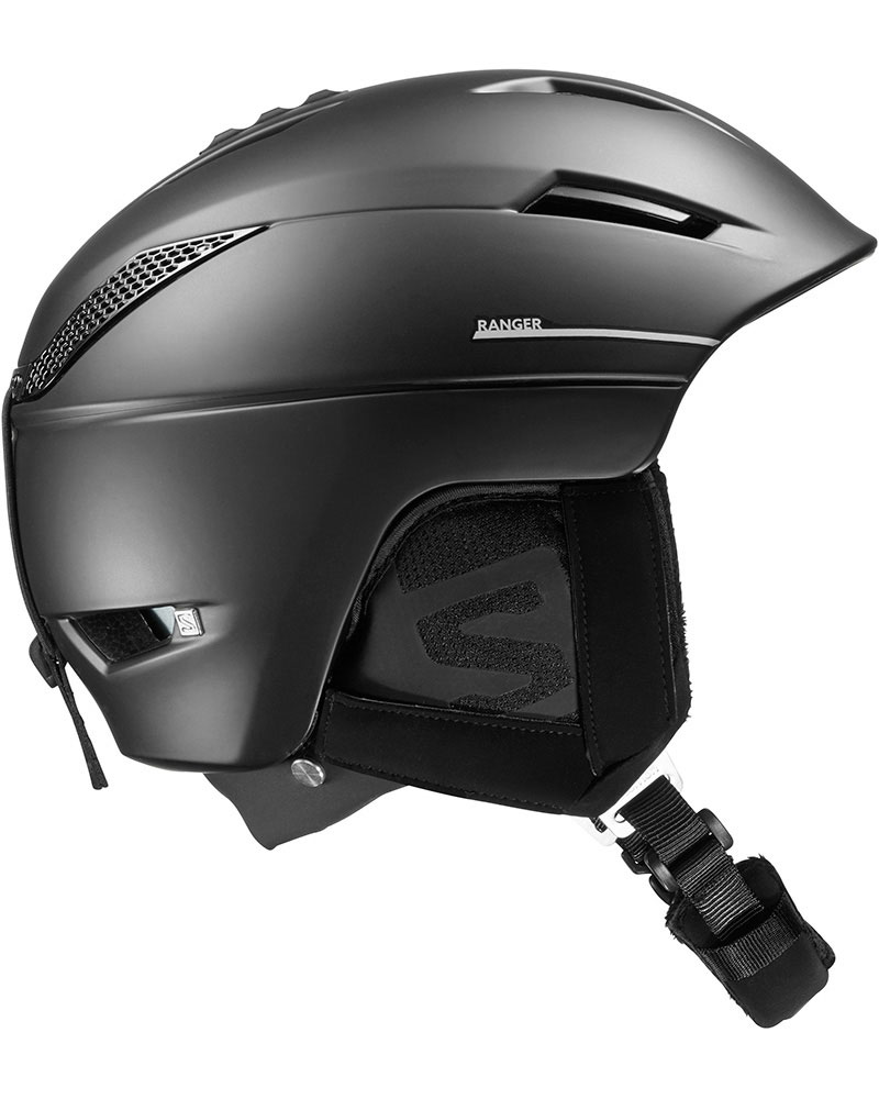 Salomon Men's Ranger 2 Custom Air Snowsports Helmet 2018 / 2019 Black 0