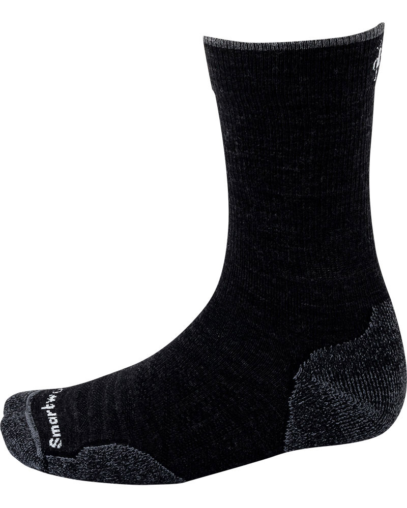 Smartwool Men's Merino PhD Outdoor Light Crew Socks 0