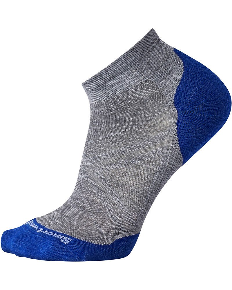 Smartwool Merino Men's PhD Run Light Elite Low Running Socks 0