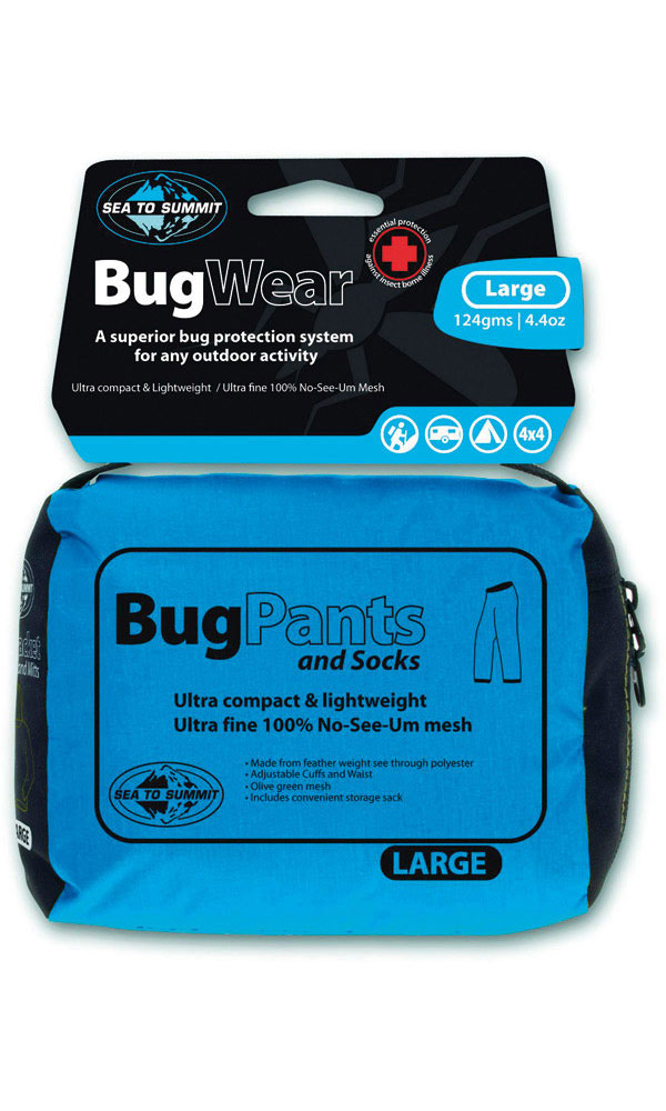 Product image of Sea to Summit Bug Pants with Socks