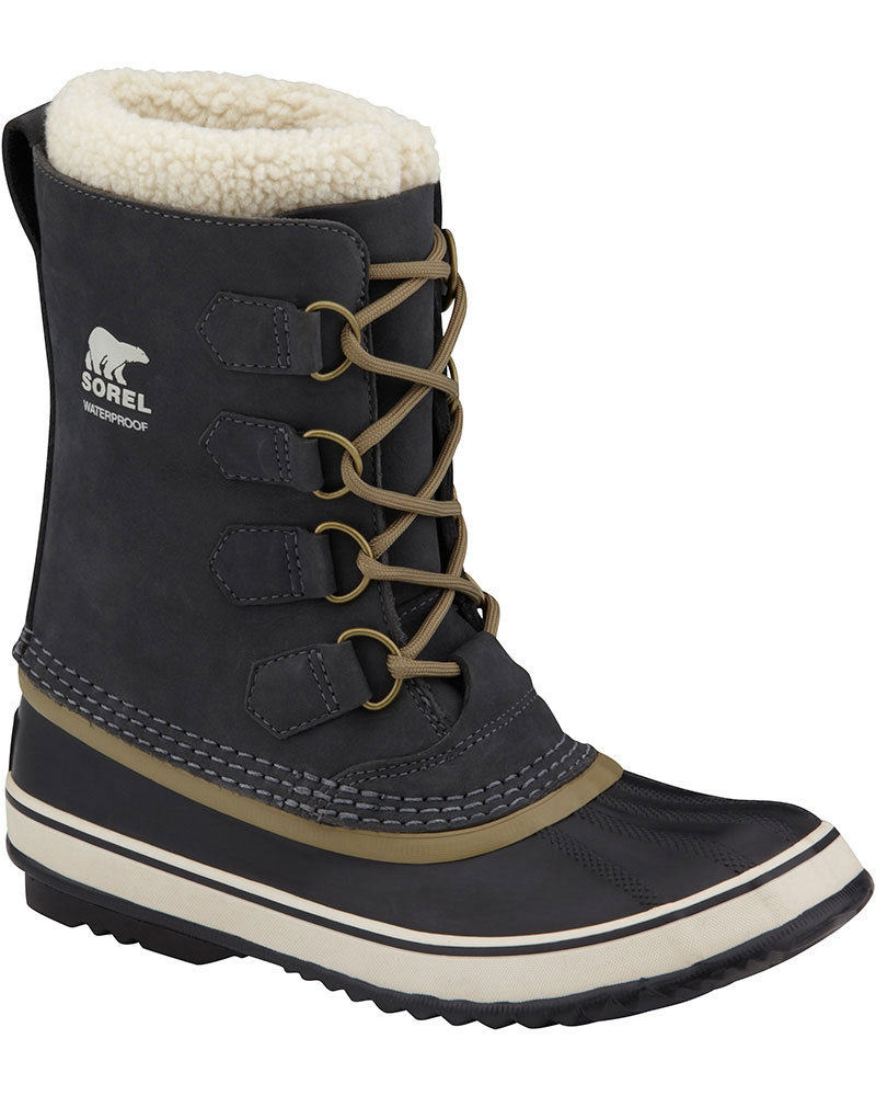 Sorel Women's 1964 Pac 2 Snow Boots Coal 0