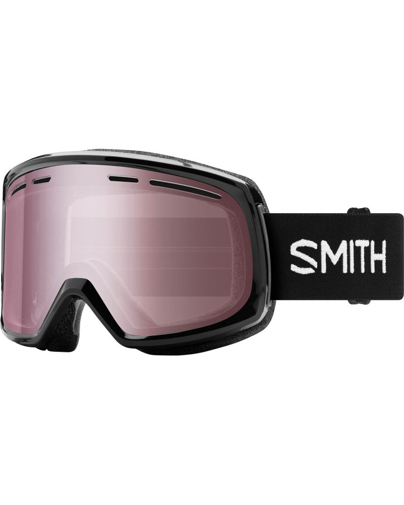 Smith Range Black / Ignitor Mirror Goggles 2019 / 2020 0