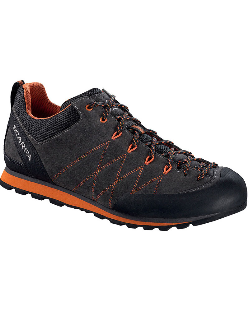 Scarpa Men's Crux Approach Shoes Shark/Tonic 0