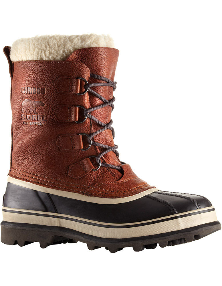 Sorel Men's Caribou Wool Snow Boots 0