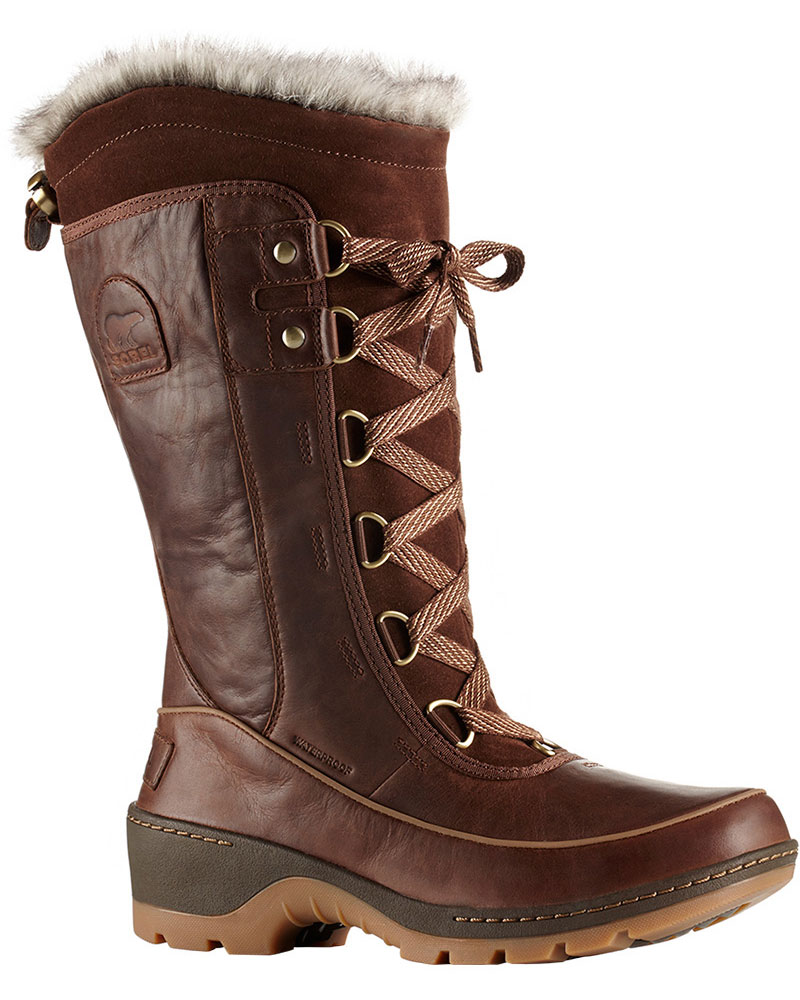 Sorel Women's Torino High Premium Snow Boots Tobacco/Delta 0