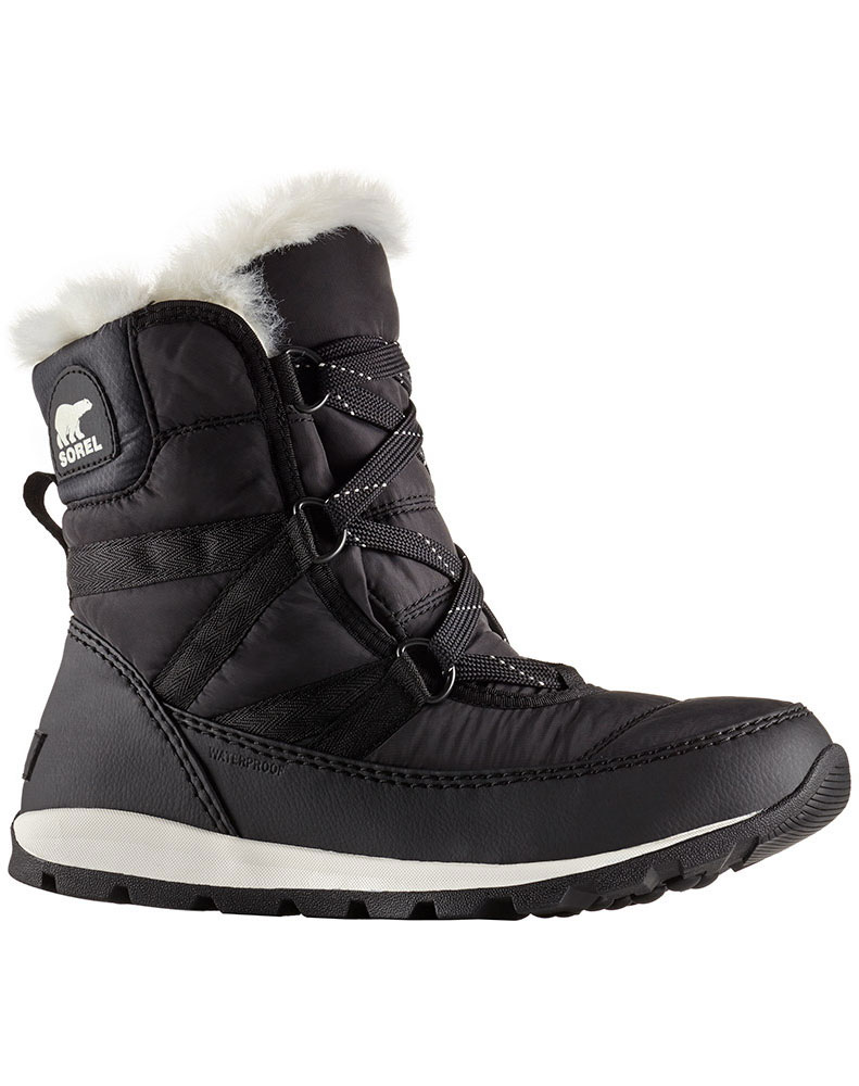 Sorel Women's Whitney Short Lace Snow Boots 0