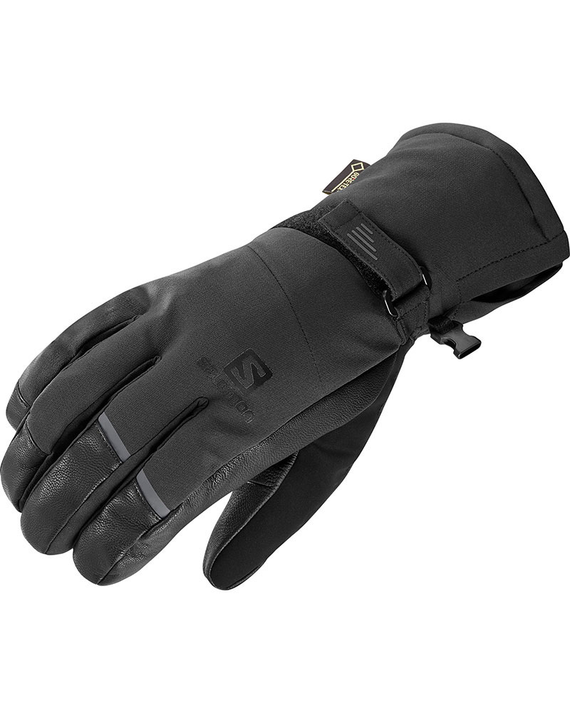 Salomon Men's Propeller GORE-TEX Ski Gloves Black 0