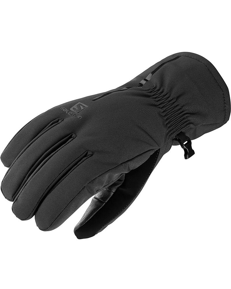 Salomon Women's Propeller One Ski Gloves Black/White 0