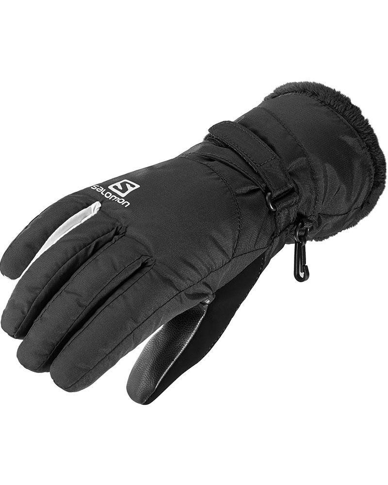 Salomon Women's Force Dry Ski Gloves 0