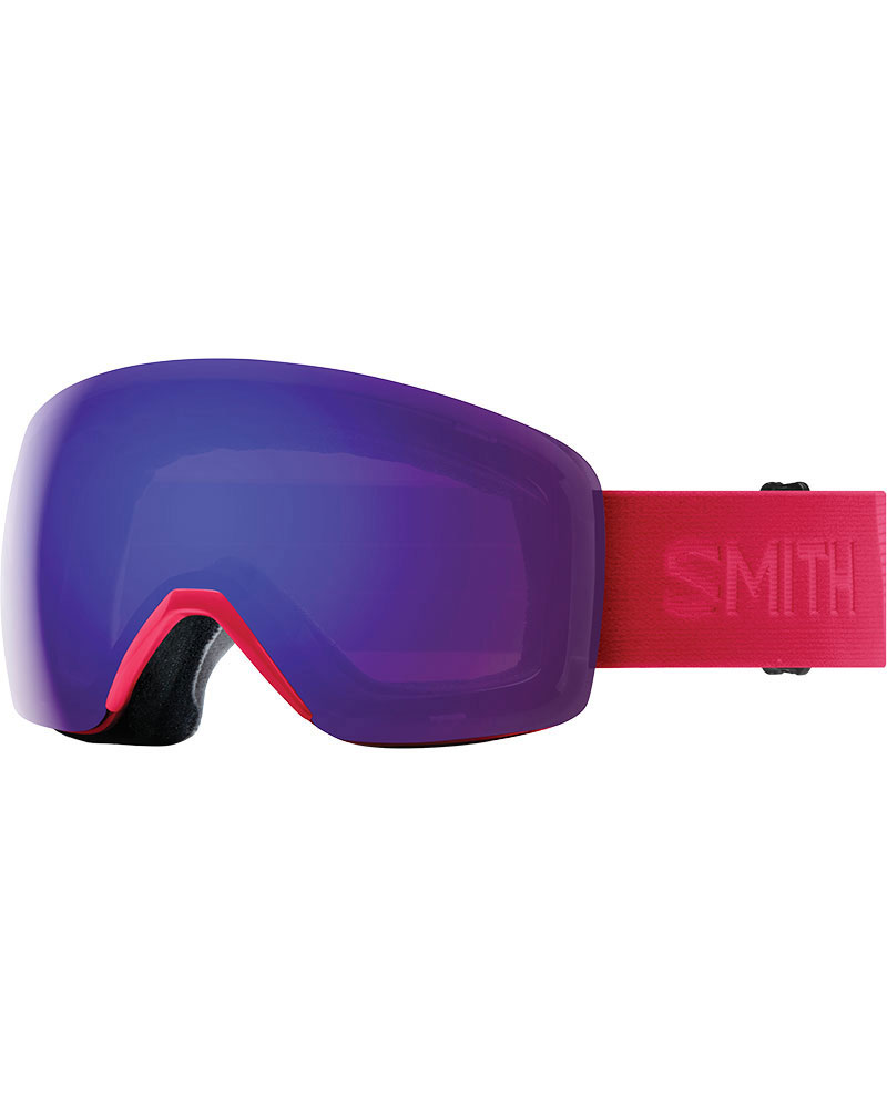 Smith Women's Skyline B4BC / ChromaPop Everyday Violet Mirror Goggles 2019 / 2020 0