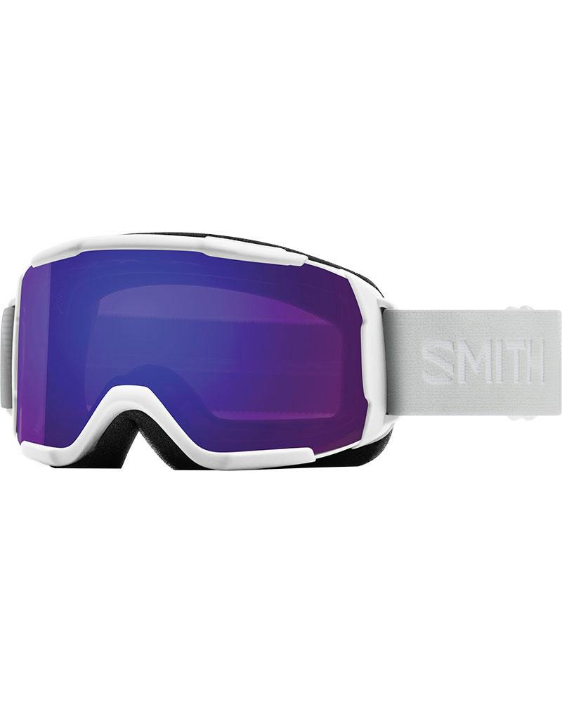 Smith Showcase OTG White (Vapor) / ChromaPop Everyday Violet Mirror Goggles 2019 / 2020 White 0