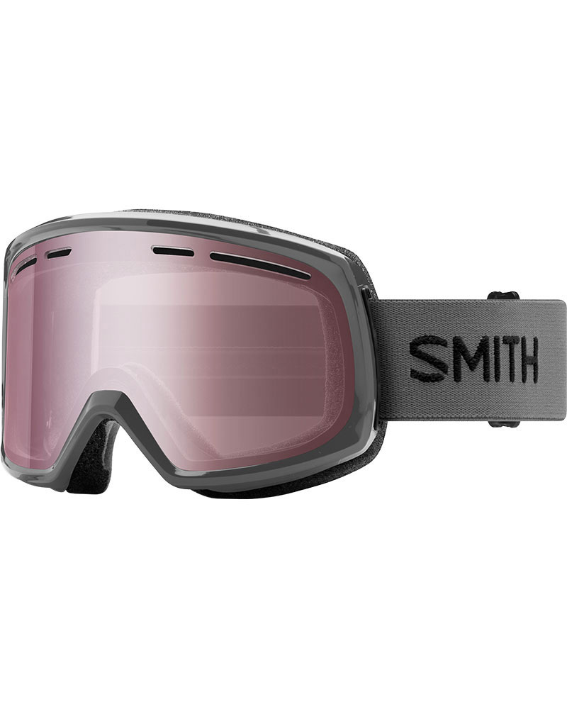Smith Range Charcoal / Ignitor Mirror Goggles 2019 / 2020 0