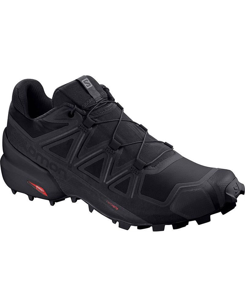 Salomon Men's Speedcross 5 Trail Running Shoes 0