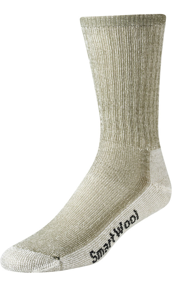 Smartwool Merino Hiking Medium Crew Socks Sage 0