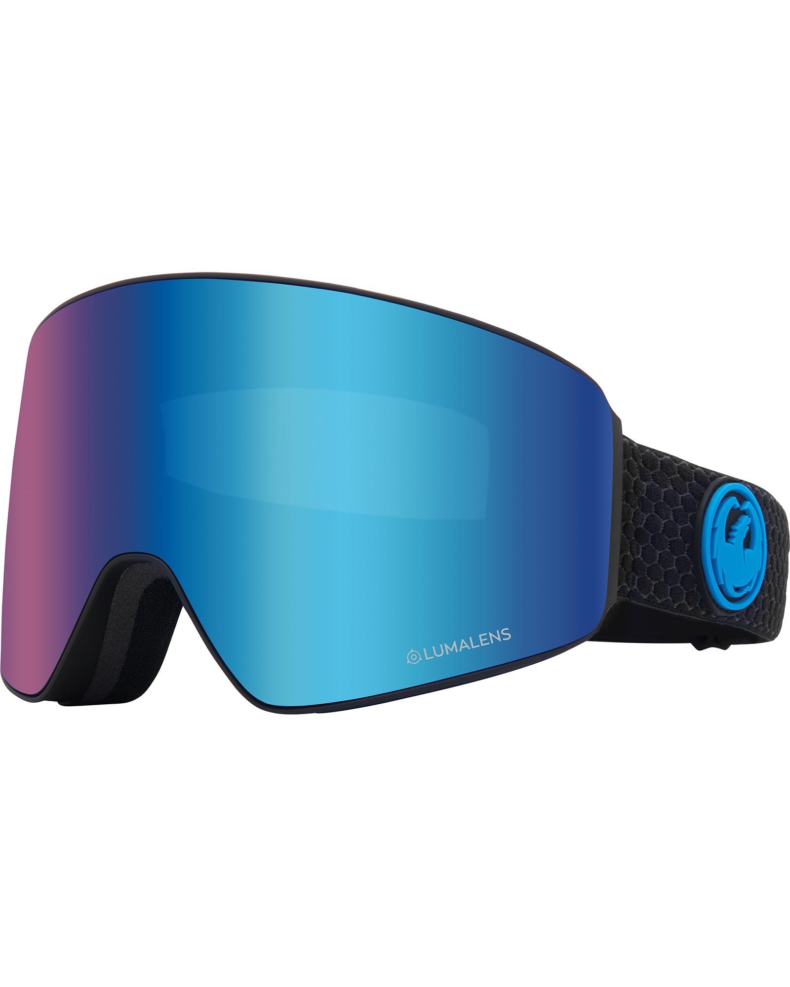 Dragon PXV Split / Lumalens Blue Ionized + Lumalens Amber Goggles 2019 / 2020 0