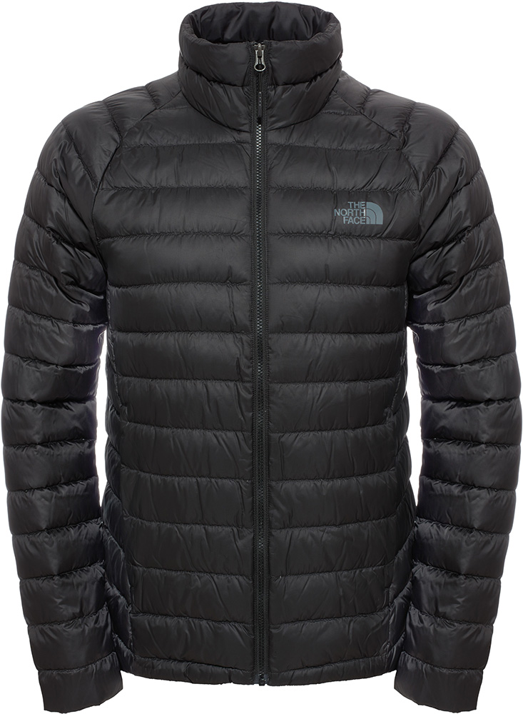 The North Face Men's Trevail Down Jacket TNF Black 0