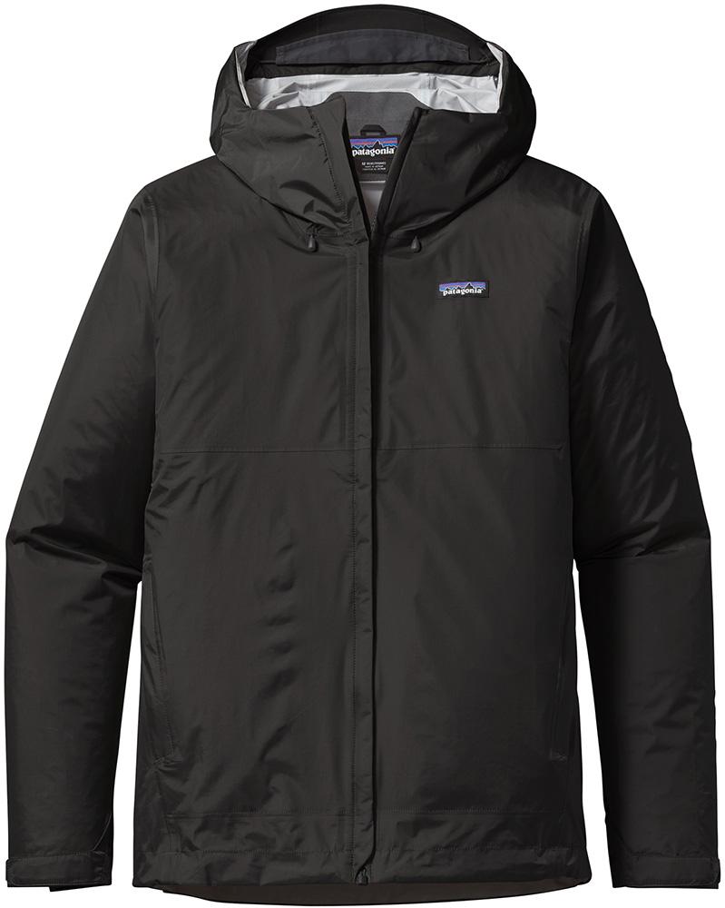 Patagonia Men's Torrentshell Waterproof Jacket Black 0