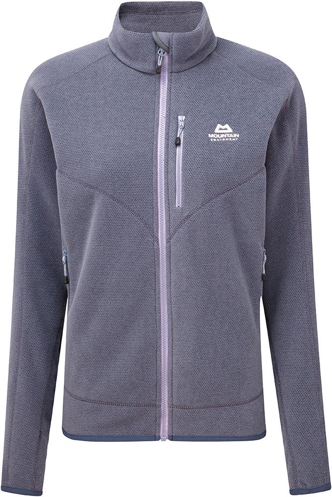 Mountain Equipment Women's Litmus Fleece Jacket Welsh Slate 0