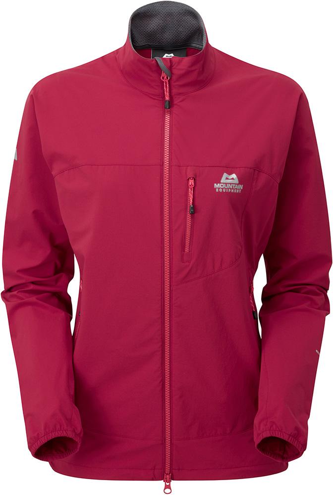 Mountain Equipment Women's Echo Jacket Sangria 0