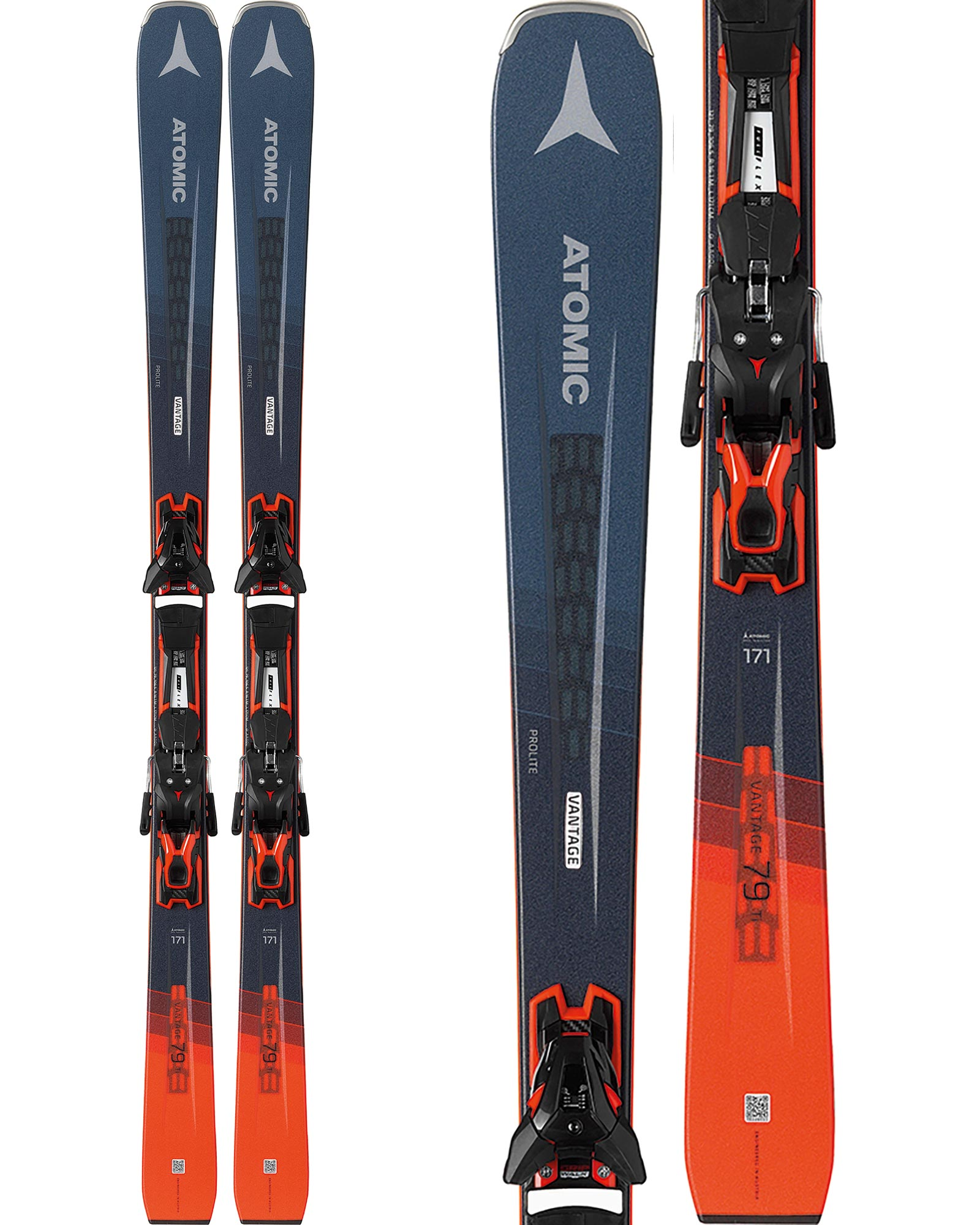 Atomic Redster 10 Junior Pole 14/15 Race Ski Poles