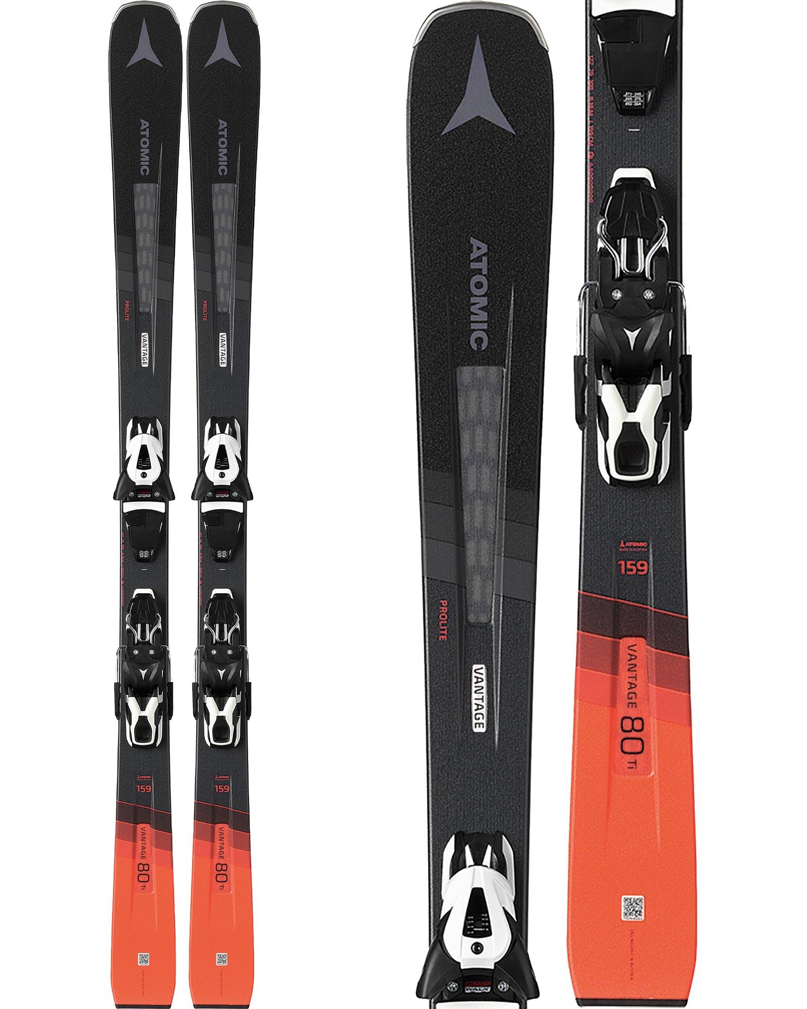 Atomic Vantage 80 Ti Women's Skis + FT 10 GW Bindings 2020 0