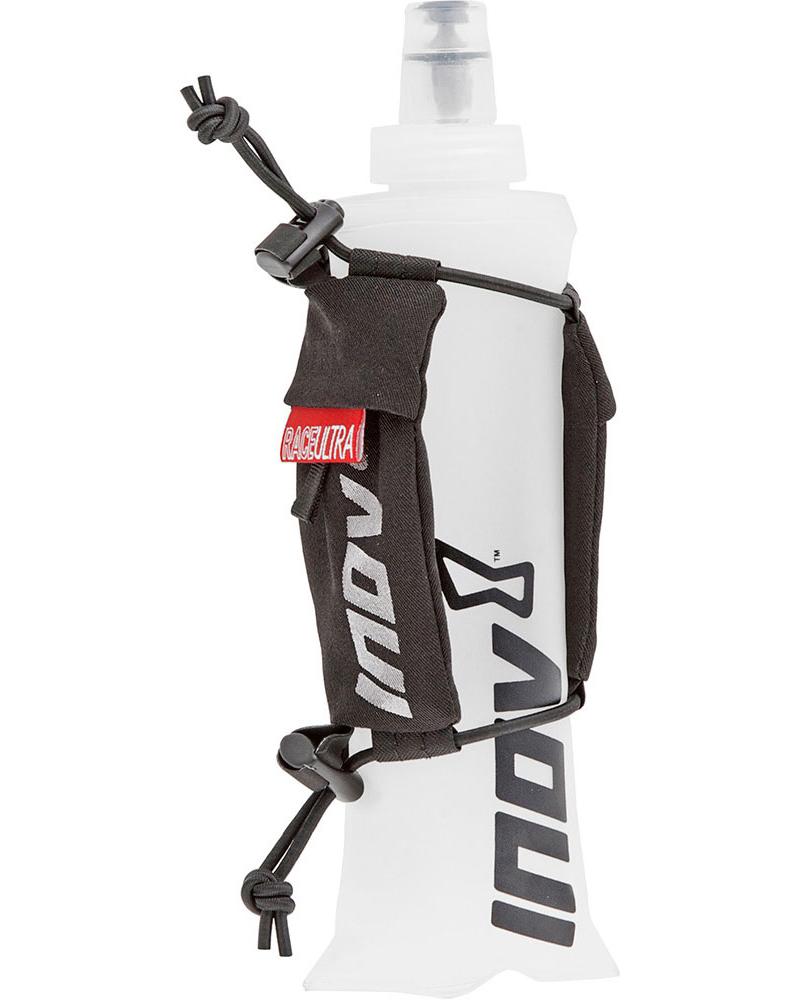 Inov8 Race Ultra 0.25 Softflask & Holder Black/Black 0