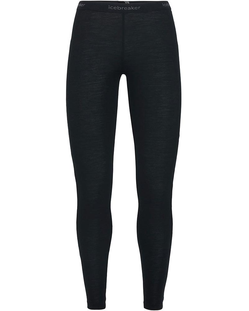 Icebreaker Women's Merino Bodyfit 175 Everyday Leggings 0