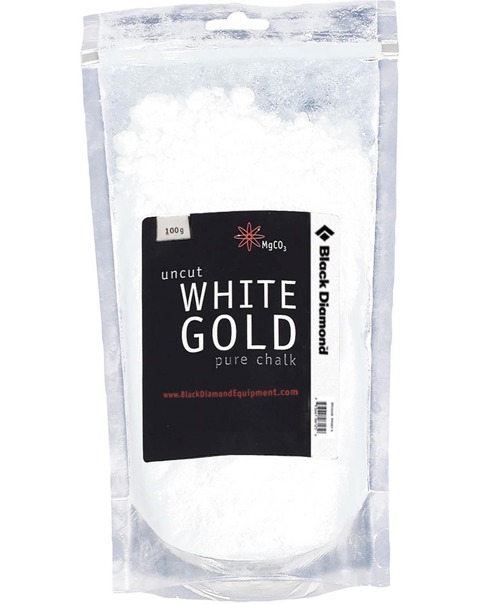 Black Diamond White Gold 100g Loose Chalk 0