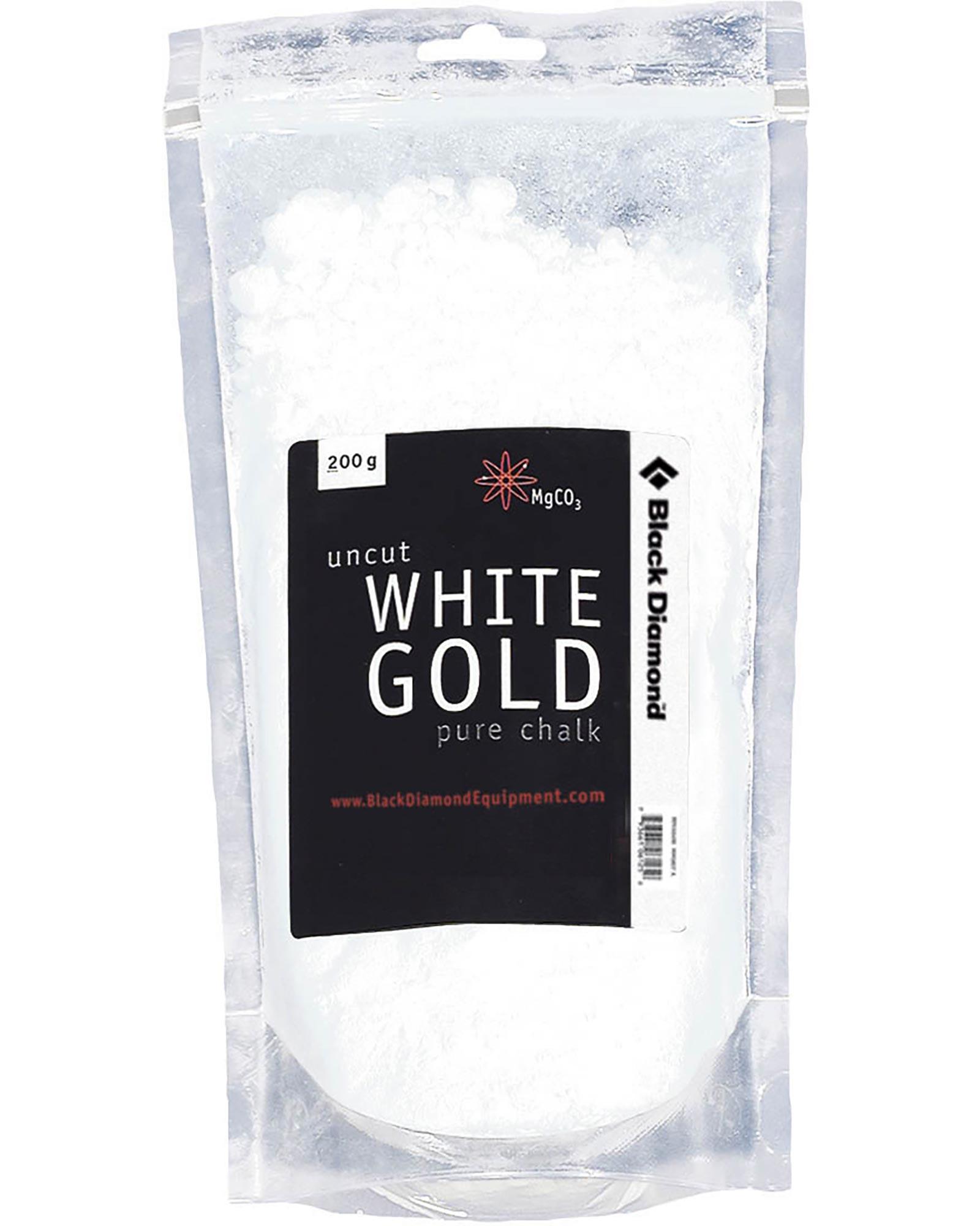 Black Diamond White Gold 200g Loose Chalk 0