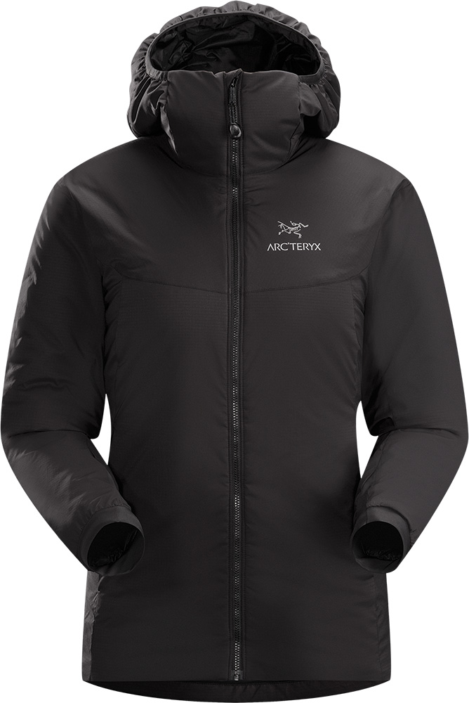 Arc'teryx Women's Atom AR Hoody Black 0