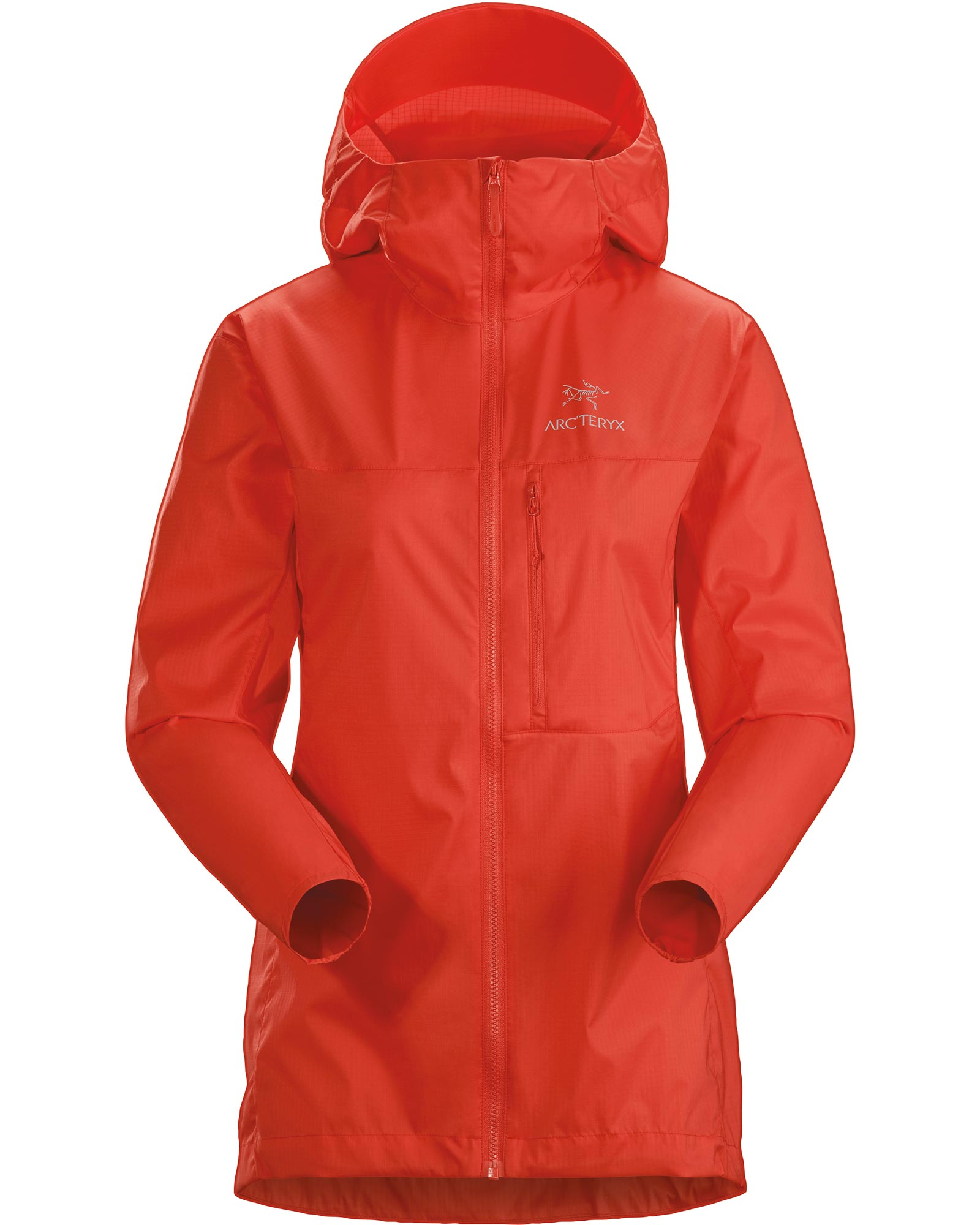 Arc'teryx Women's Squamish Hoody Hyperspace 0