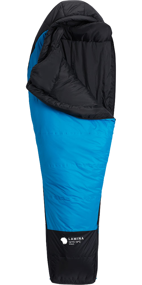 Mountain Hardwear Lamina 15°F / -9°C - Long Sleeping Bag Electric Sky 0