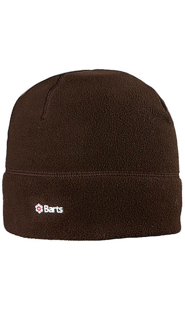 Barts Basic Fleece Beanie Brown 0