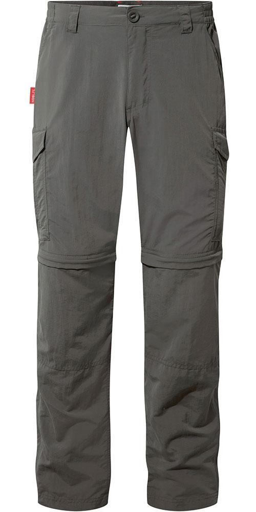 Craghoppers Men's NosiLife Convertible Pants Long Leg 0
