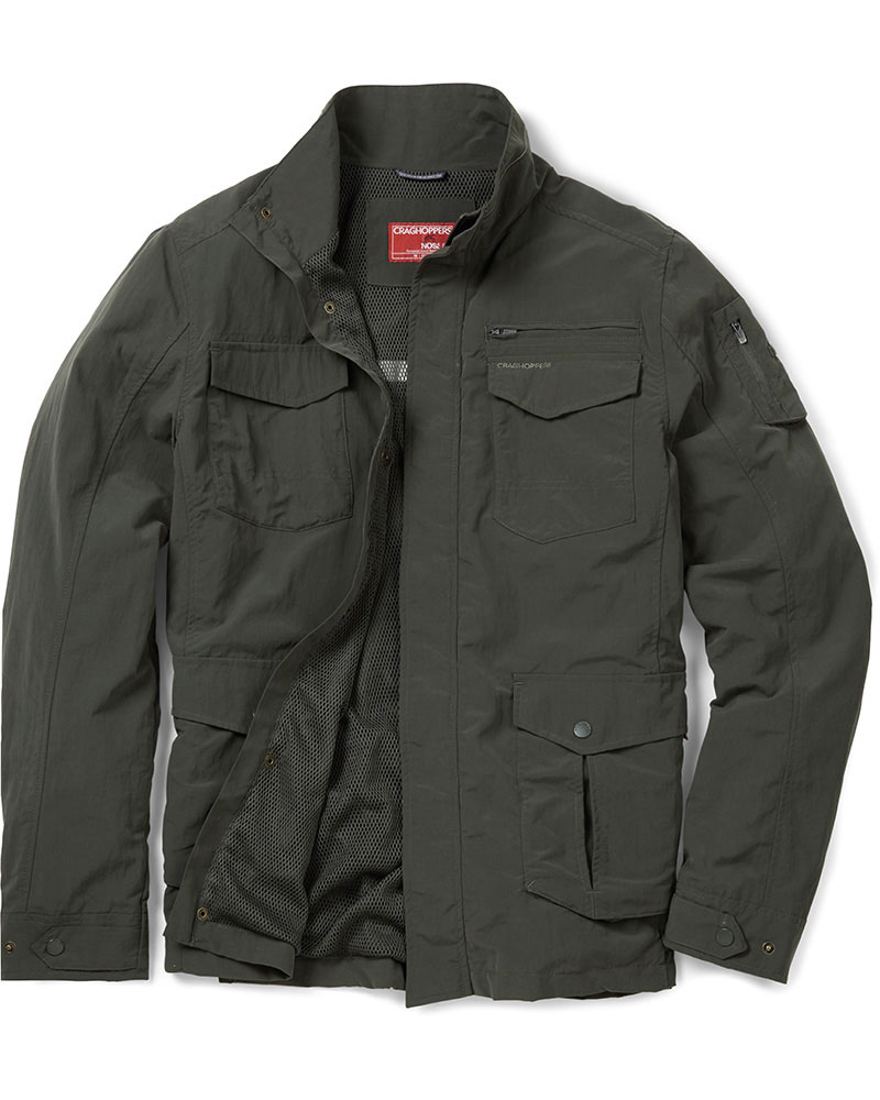 Craghoppers Men's NosiLife Adventure Jacket 0