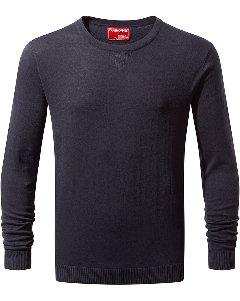 Craghoppers Mens Nosilife Berkley Crew Neck