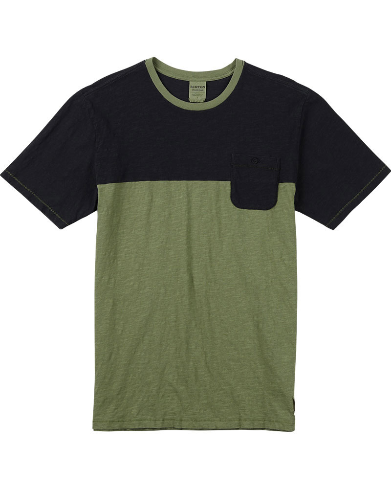 Burton Men's Raymond Short Sleeve T-Shirt 0